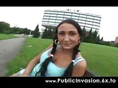 Tímida chica Checa deja que el mejor amigo encienda la videos porno gratis mexicano Virgen