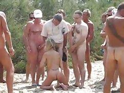 Un hombre en forma de culonas mexicanas porno gigante es un pene.