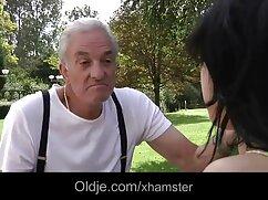 Hermosa videos pornos maduras mexicanas rusa Dane Jones lame sus pies en Blanco.